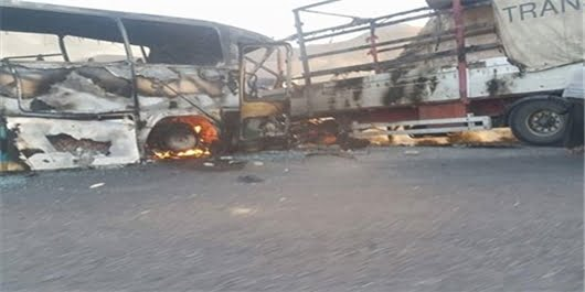 0 - 40 Killed or Wounded in Kandahar's Traffic Accident: local officials