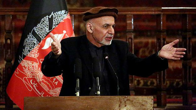 160203050040 ashraf ghani 640x360 arg nocredit - Ongoing war being waged against the people, constitution of the country: Ghani