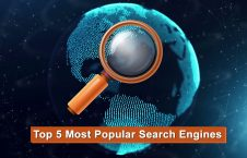 Top 5 Most Popular Search Engines