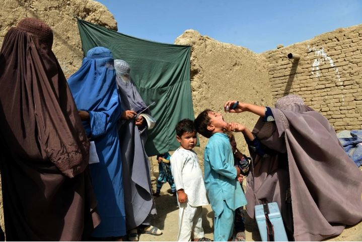 10 - Afghanistan Is the World's Polio Capital. These Afghans Hope to Fix That