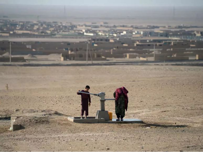 145 - Drought has Displaced More Afghans than conflict, UN warns