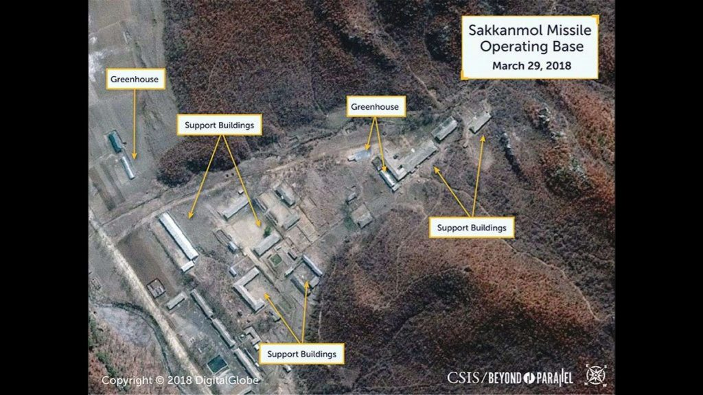 north korea sites 1 CSIS beyond parallel 1024x576 - Trump says he knows about North Korea's hidden missile bases
