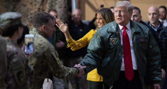 67385c0065182518baa30aad09c26a72 550x295 - Iraq visit reminds us why Trump should withdraw troops from the Middle East
