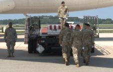 CXRLKS4ZRVA33NPSTRO6BW22YM 226x145 - Remains of 3 Troops Killed in Afghanistan Return to US