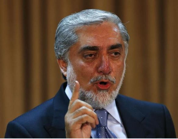 Capture 2 - The Taliban are not ready for peace talks: Abdullah Abdullah