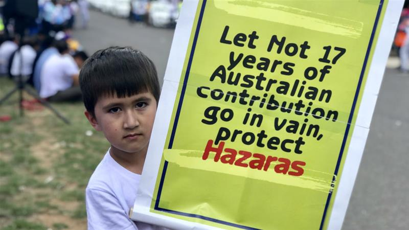 d7e93d81fa5a42cca8eb0535624bd1dd 18 - Taliban doesn't get hands off Afghan's back,  Hazaras slaughtered in Australia