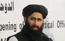 ذبيح الله مجاهد 226x145 - Taliban Spokesman: Some Progress Reached in US Talks, but We Insist on US Withdrawal