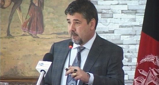 رحمت الله نبیل 2 550x295 - Nabil Runs for the Afghanistan Presidency