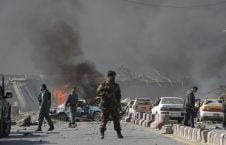 170531134624 04 kabul afghanistan explosion super tease 226x145 - Suicide bomb attack in Afghanistan kills 4, wounds 90