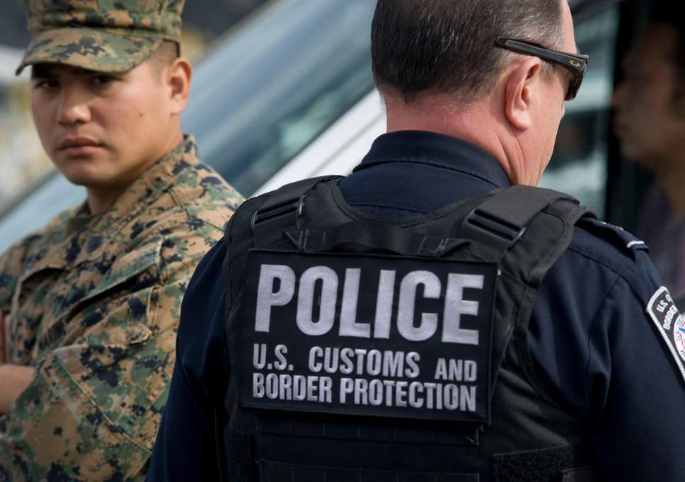 customs and border protection - the Story of an Interpreter who Helped US Troops and Fled Afghanistan