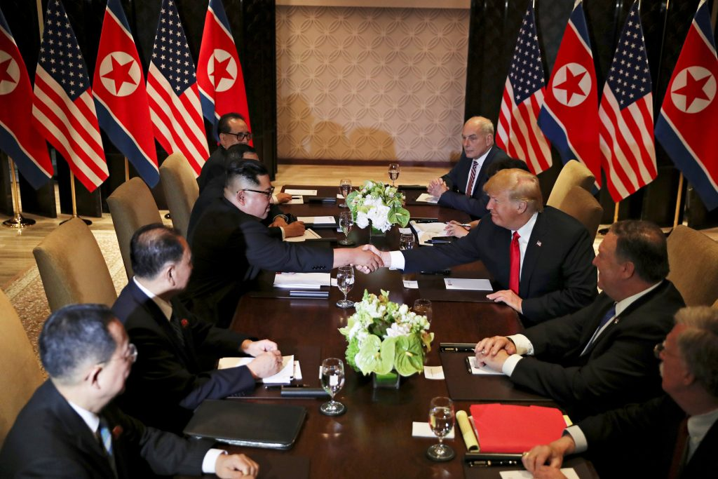 donald trump kim jong un summit 3 1024x683 - Trump-Kim next Duel in late February; Kim gonna hand its Nuclear program to US?