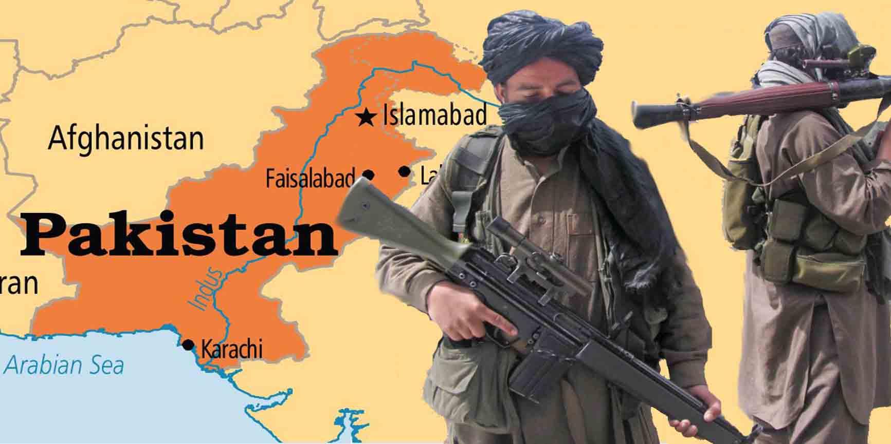 طالبان پاکستان - The Direct Role Pakistan Plays in Expanding Afghanistan's Security Crises