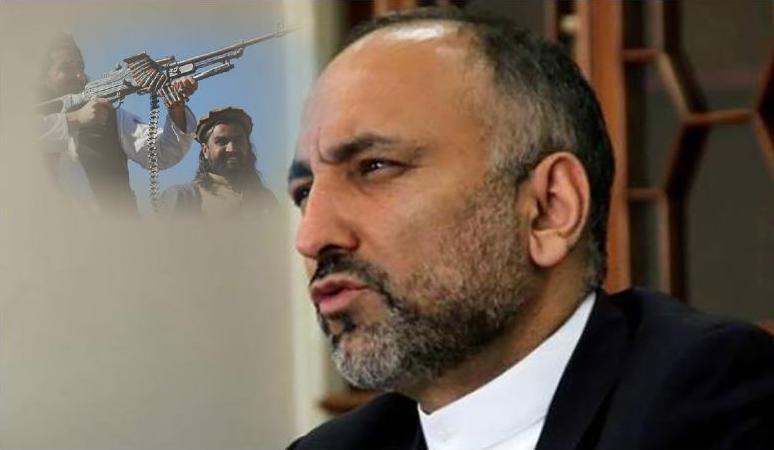 اتمر - Hanif Atmar Called International Communities to Rise against Taliban