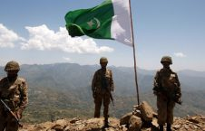 Six Pakistani Soldiers Killed at Joint Border with Iran