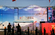 Xinjiang camp 0 226x145 - China 'Trying to Erase Muslim Culture and Religion', Warns US