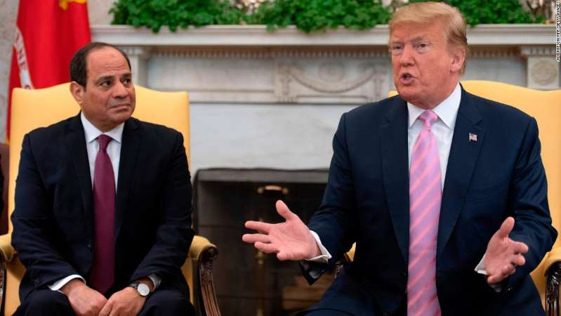 BBVLRa6 - al-Sisi Praised by Trump Despite Human Rights Abuse Claims