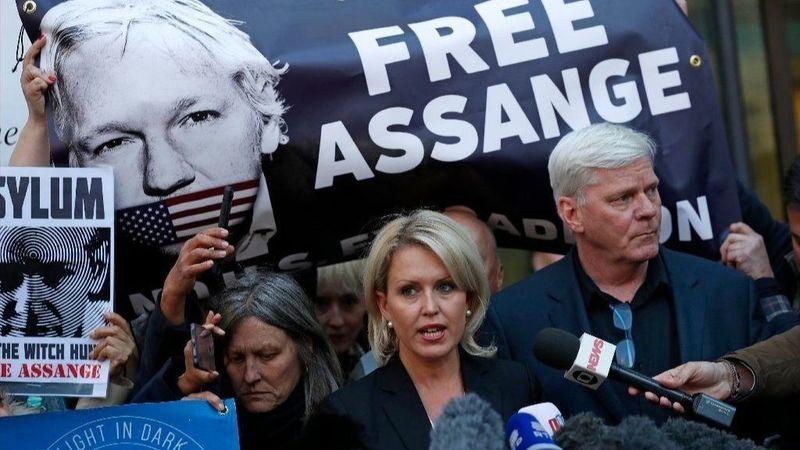 la 1554995870 9qglauh621 snap image - Press freedom, Human Rights Orgs Condemn Julian Assange's Arrest