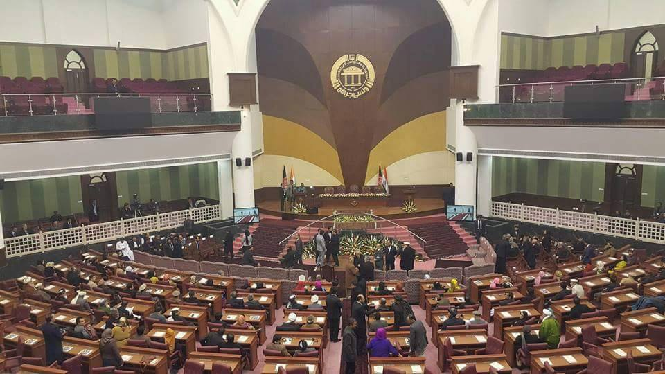 MPs - Tensions over Wolesi Jirga's New Speaker still Go on after a Weak
