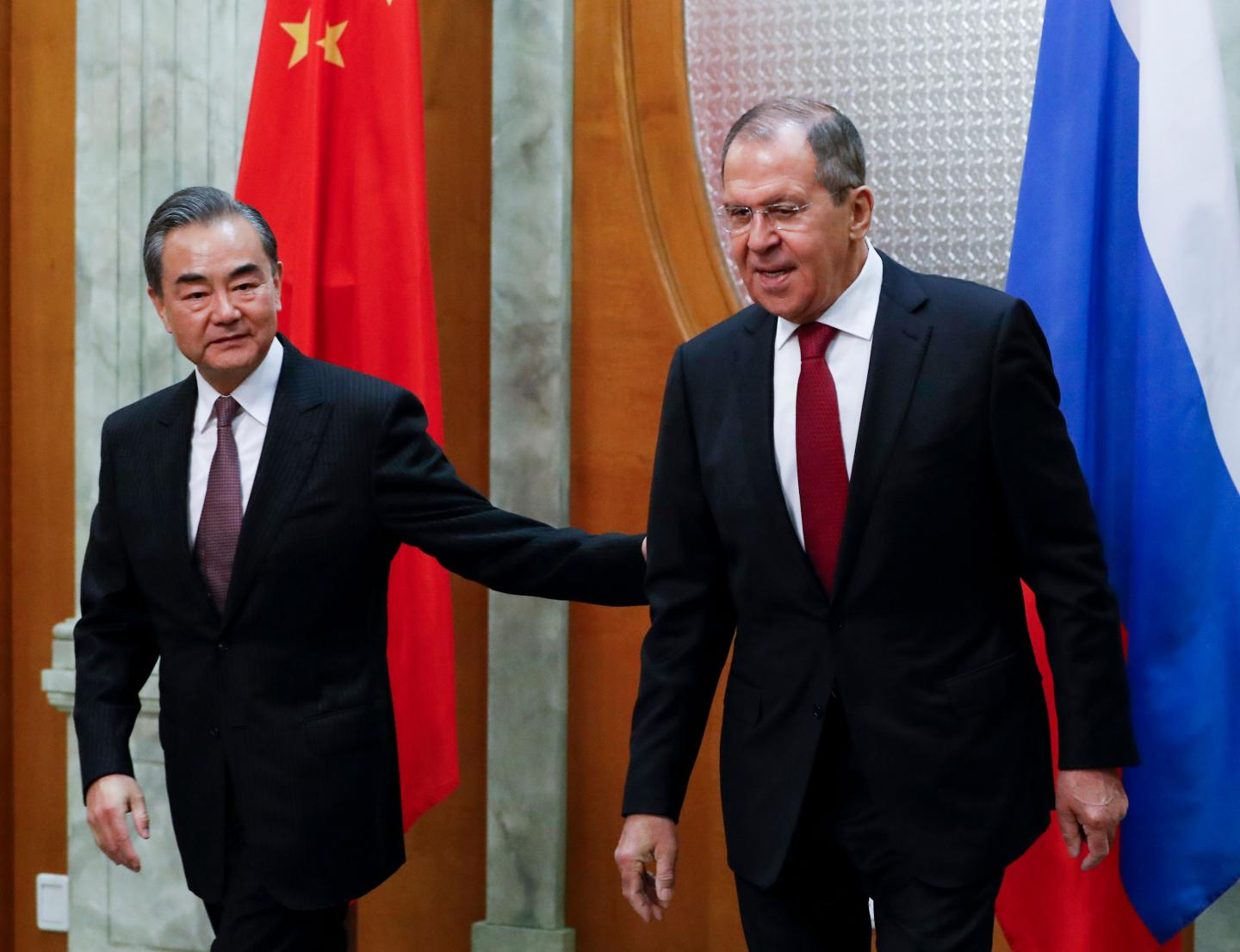 gettyimages 1143392571 - China 'Will Never' Join Arms Control Deal with the U.S. and Russia