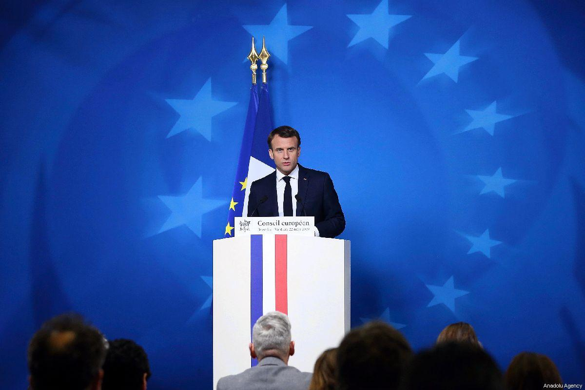 20190322 2 35586239 42880060 - Iran Rejected France Macron Call for Nuclear Talks