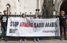UK Court Declares Arms Sales to Saudi Arabia Unlawful