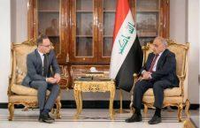 89 1 226x145 - German FM Arrives in Iraq, Seeks to Address Regional Tensions