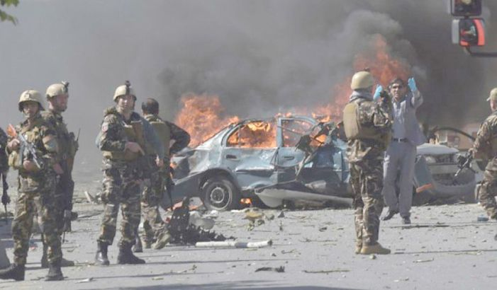 Afghan attack - Taliban Left 14 Militiamen Dead in a Attack in Western Afghanistan
