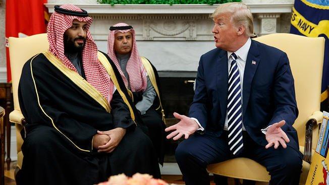 Trump138 - US Senators Hope to Force Vote on Arms Sales to Saudi Arabia