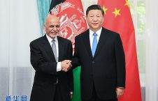 W020190617377150567771 226x145 - Chaina's Xi Meets with his Afghan Counterpart Ghani