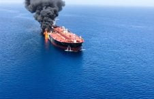 merlin 156387744 216c0889 171b 439e 857a 359799b21e15 jumbo 226x145 - U.S. Puts Iran on Notice and Weighs Response to Attack on Oil Tankers