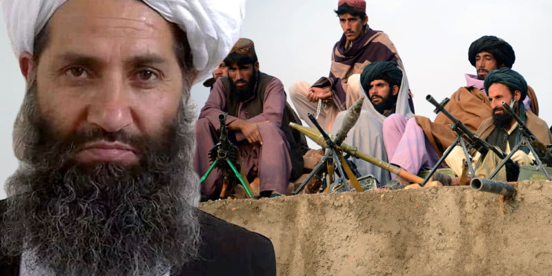 taliban1 - Hitting Hard the Heart of Kabul, Taliban's Strategic Response to the Ceasefire Request