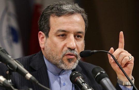 سیدعباس عراقچی 2 538x350 - Iran Will Exceed Enrichment Levels Set by Nuclear Deal, Country's Officials Say