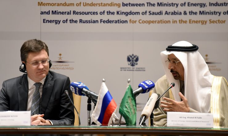 105747085 1550577877137gettyimages 918207934 - Russia Agrees with Saudi Arabia to extend OPEC and oil Output Deal