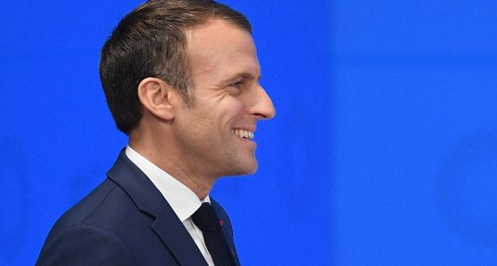 1070286288 550x295 - Macron Looks for Way to Salvage Iran Agreement