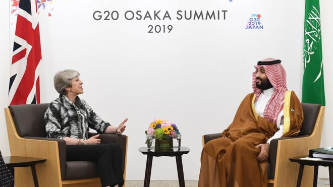 107763441 3bb2fc6d f930 499e 8638 517bbfb7797c - UK opposition leaders Called Next PM to Launch an Inquiry into Saudi Arabia Arm Deal