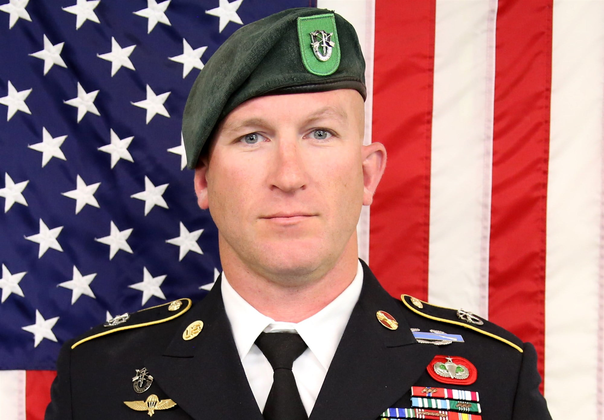 2 - U.S. Special Forces Soldier, Another Victim of War in Afghanistan