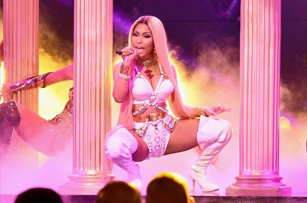 Capture 1 - Human Rights Group Asked Nicki Minaj to Cancel her Performance in Saudi Arabia