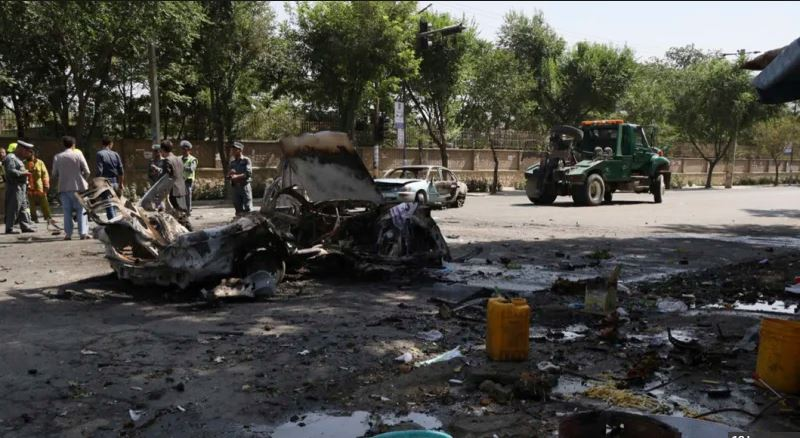 Capture 3 - Airstrikes Left 10 Dead in  in Afghanistan, including Women and Children
