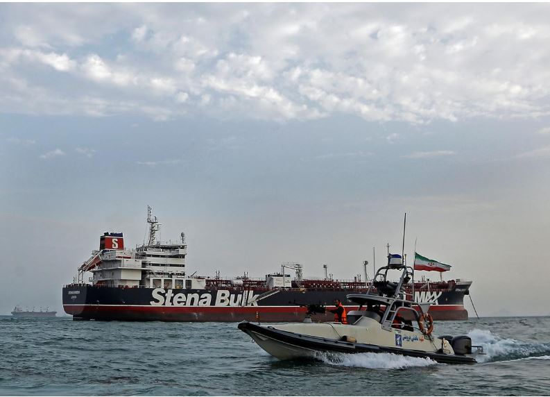 Capture 6 - UK Envoy in Iran to Mediate Freeing of Seized Tanker