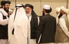 talib qatar m 226x145 - Taliban, Afghan Delegates Agreed on Road Map to Reduce Violence