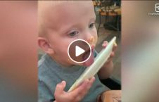 year old joyfully licking queso plate us 226x145 - This 1-year-old joyfully licking queso off plate is us all
