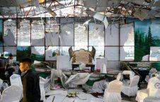 3500 1 226x145 - Deadly Blast in Wedding in Kabul, 63 People Dead