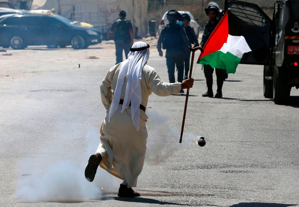 4104 - Teargas