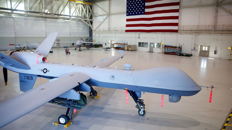 5d3da668fc7e934f1d8b45e3 - India Reconsiders Buying US Global Hawk Drone after it Downed By Iran