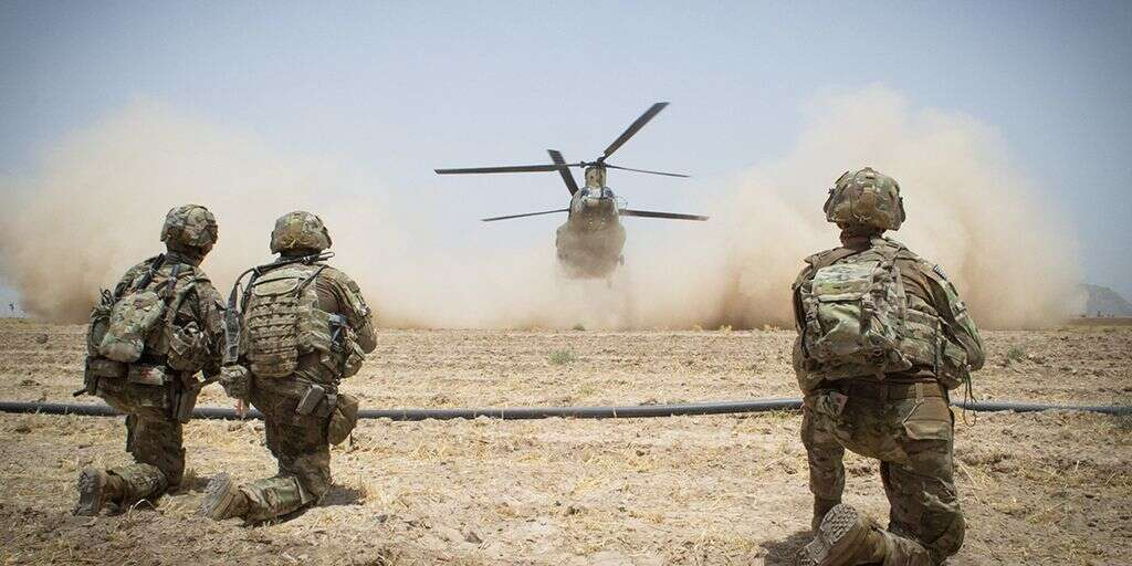 US troops Afghanistan - US Preparing to Withdraw Thousands of Troops from Afghanistan as part of Proposed Taliban Deal