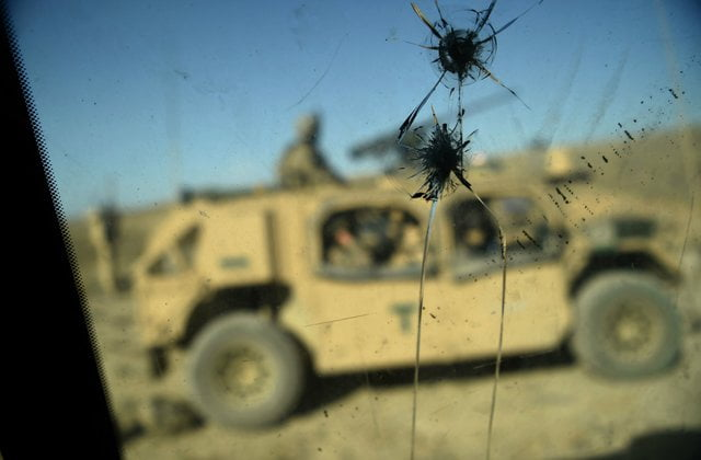 download - U.S. Draw Back Afghanistan Operations against Taliban as Peace Talks Conclude