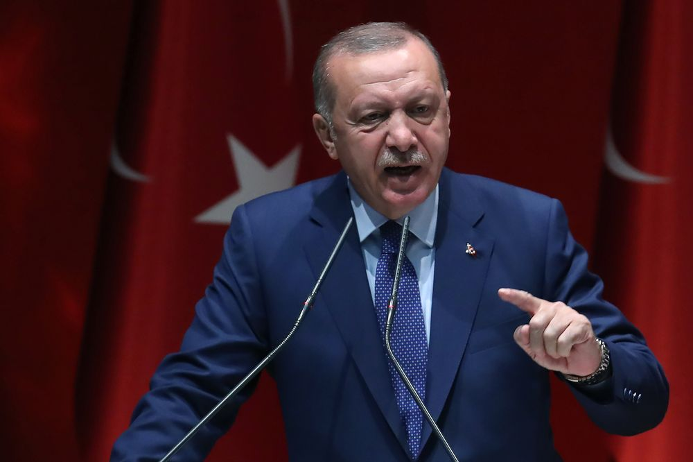 1000x 1 - Erdogan Breaks Silence: Says The US Sent 30,000 Truckloads Of Weapons To Syria