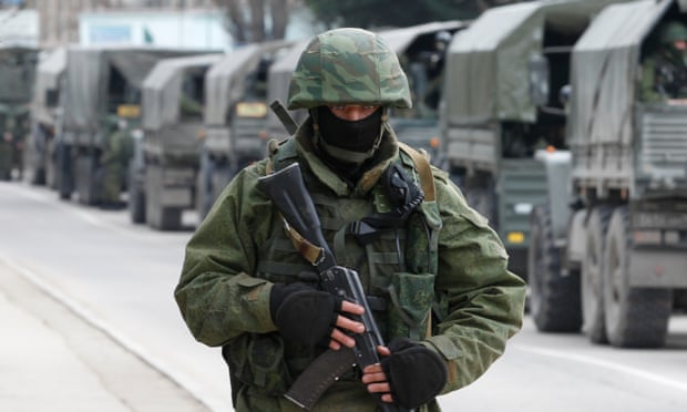 2586 - Russia Complicit in Human Rights Abuses in Crimea, Court Told