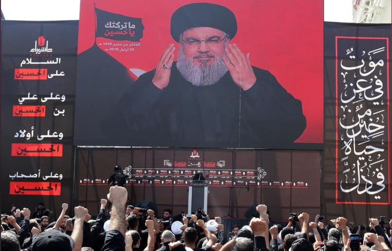 548 - Hezbollah: Flare-up with Israel over but a 'New Phase' has Started