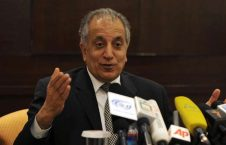 AAGzIHk 226x145 - Khalilzad Says US, Taliban Reach Agreement 'in principle' on Afghanistan
